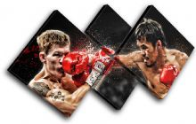 Boxing Pacquiao Hatton Sports - 13-1930(00B)-MP19-LO